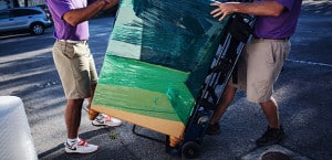 Where can I get office moving in Gainesville?
