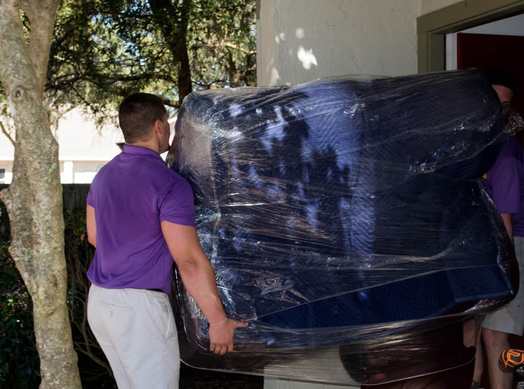 Who are the best furniture movers in Tampa?