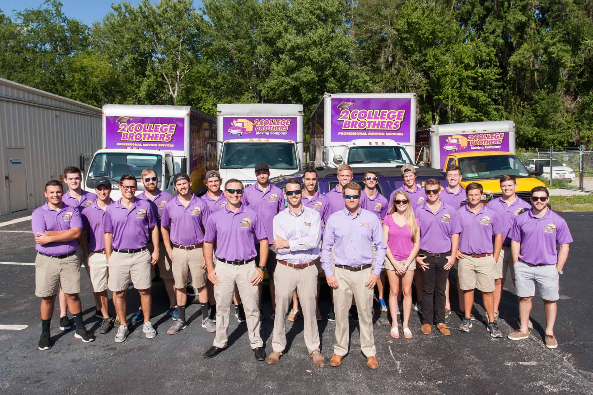 2 College Brothers Moving And Storage Gainesville And Tampa Movers
