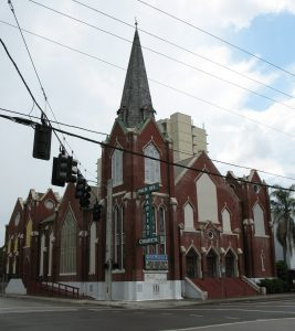 tampa heights churches
