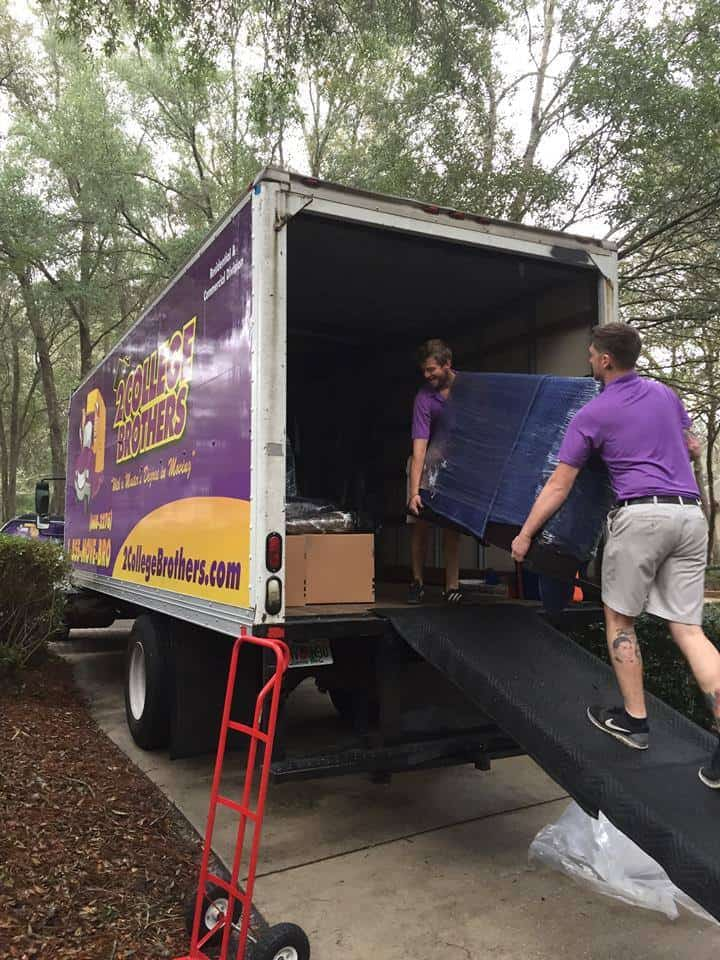 who can help me with furniture movers in tampa?