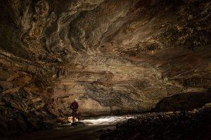 Angélica Grotto, Terra Ronca