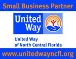 United Way sticker 1