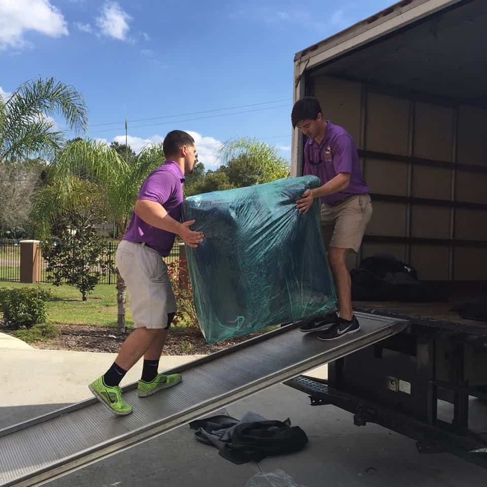 Who is are great local movers tampa FL?