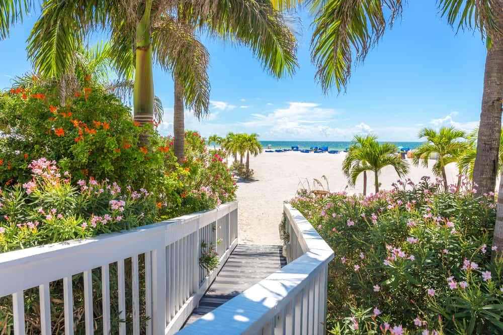 Beach Weather in St. Petersburg, FL