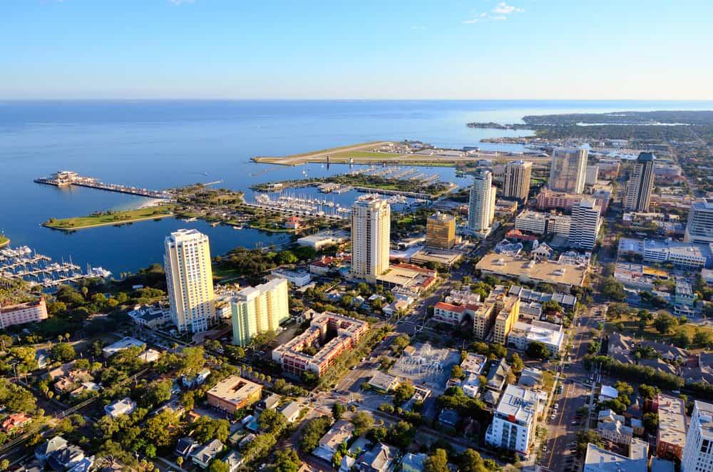 Neighborhood in St. Petersburg, FL