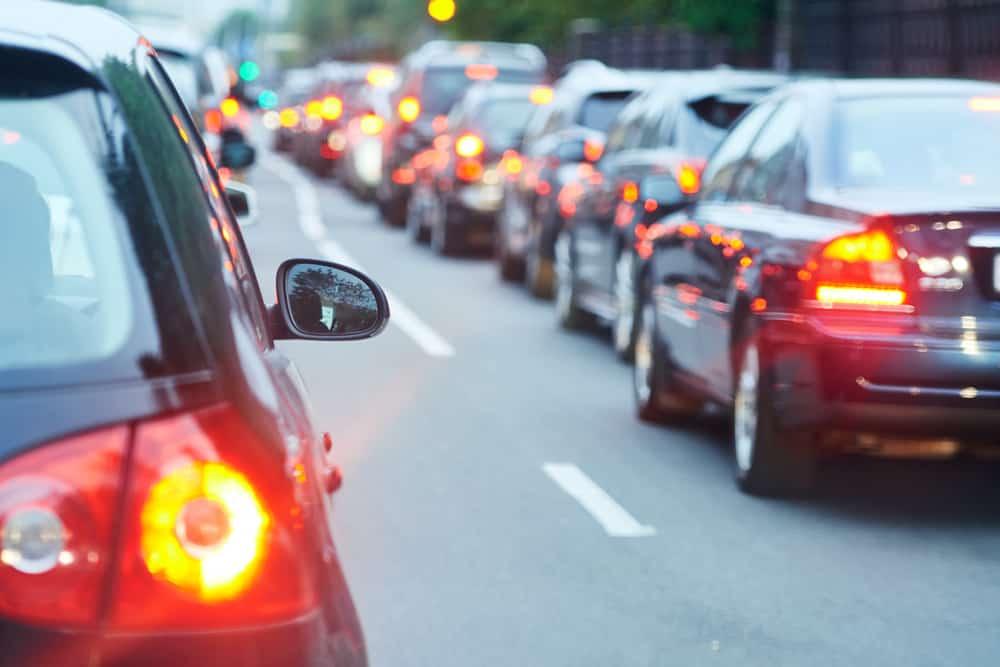 Traffic in Tampa, FL