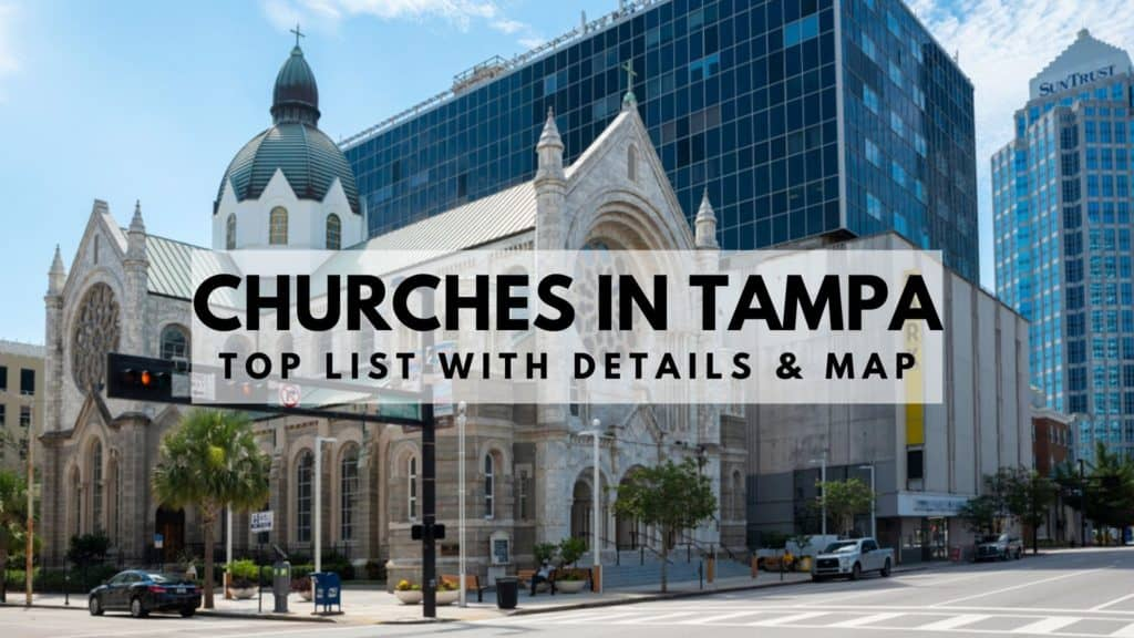 Churches in Tampa, FL