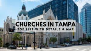 Churches in Tampa, FL