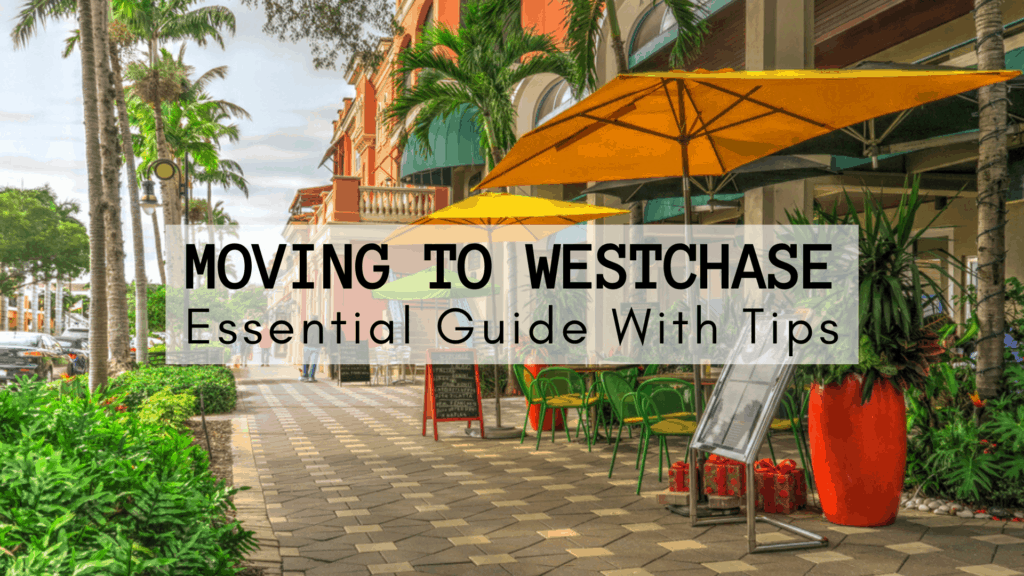 Moving to Westchase, FL - Essential Guide With Tips