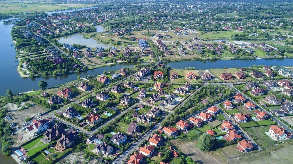 Local neighborhoods in Westchase, FL