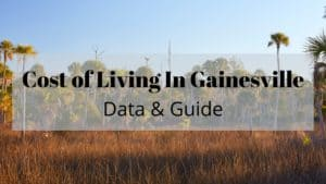 cost-of-living-gainesville