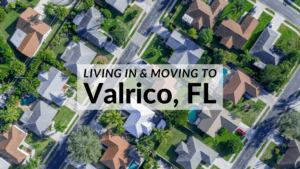 Living In & Moving To Valrico, FL